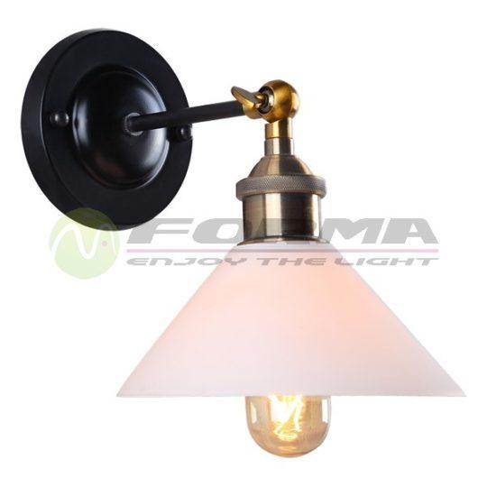Zidna lampa 1xE27 F7254-1Z CORMEL FORMA