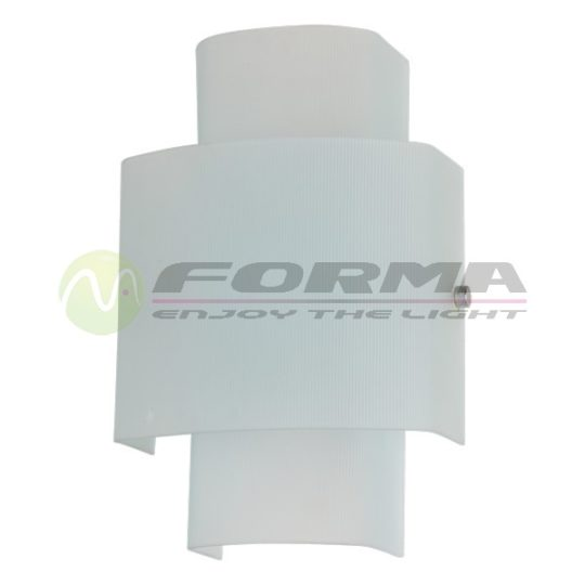 Zidna lampa 1xE27 F81-2 CORMEL FORMA