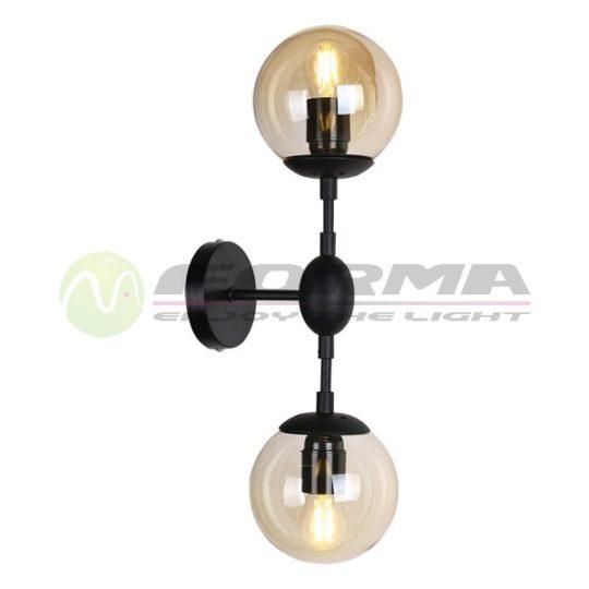 Zidna lampa 2xE27 F7241-2Z CORMEL FORMA