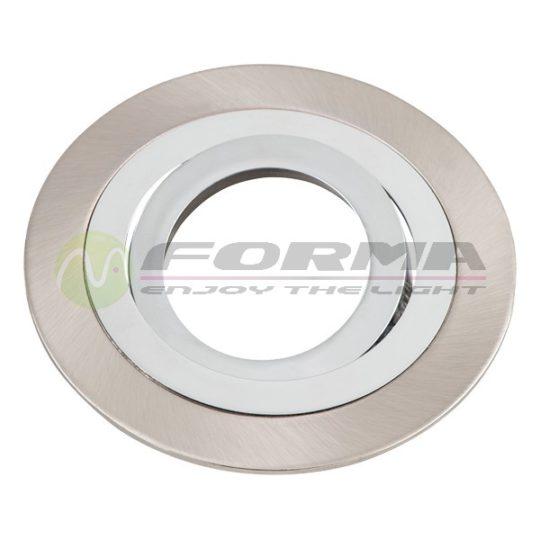 Rozetna CFR1010 mat-hrom