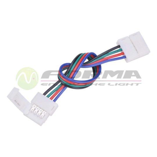 Konektor za LED traku K4-PR10-4 KELVIN LITE