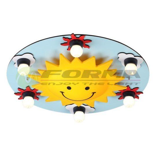Plafonska lampa DF7005-6C