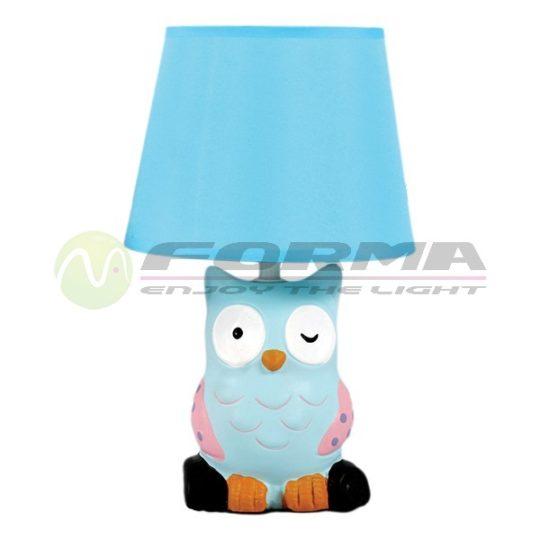 Stona lampa SK4009 plava