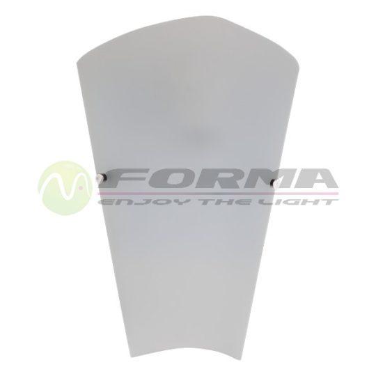 Zidna lampa F78-1 bela