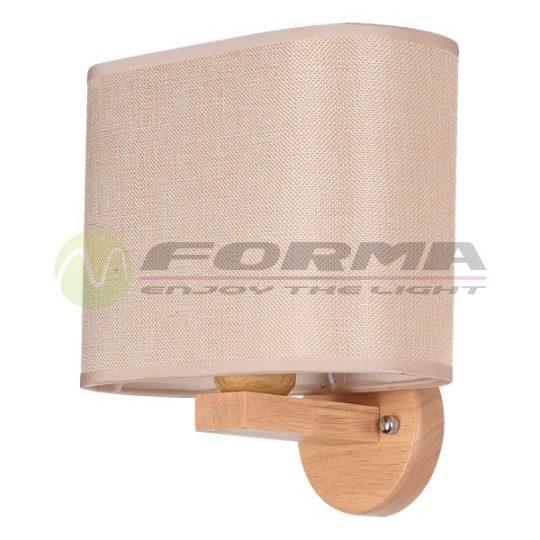 Zidna lampa F7809-1Z natur-drvo