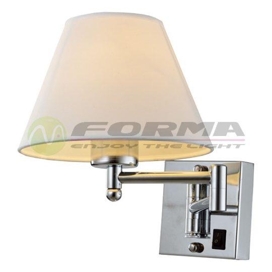 Zidna lampa F90-1 hrom