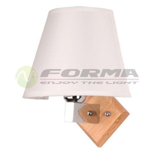 Zidna lampa F91-1 natur-drvo
