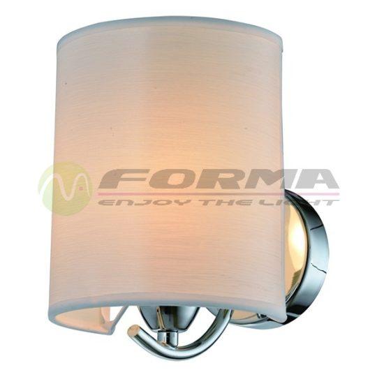 Zidna lampa F93-1 hrom