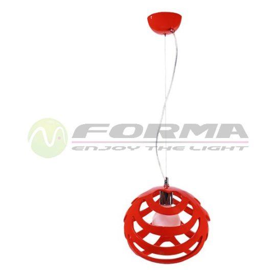 Visilica FV2730-25 crvena