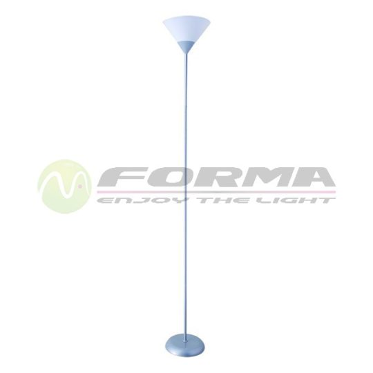 Podna lampa F7112-1F siva