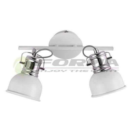 Spot lampa FE403-2 bela