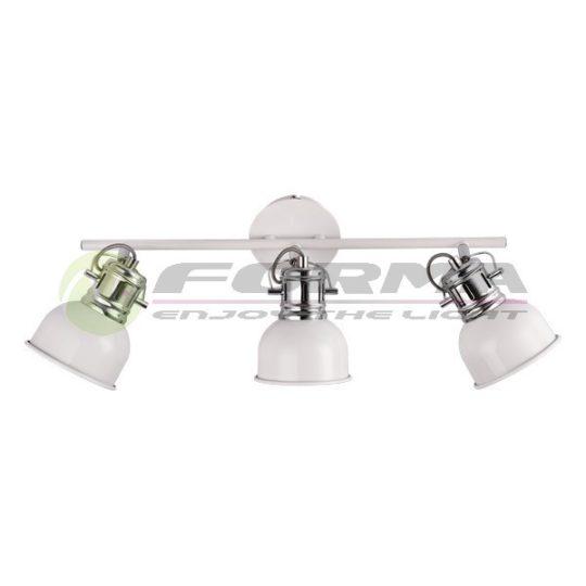 Spot lampa FE403-3 bela
