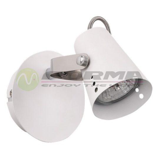 Spot lampa FG102-1 bela