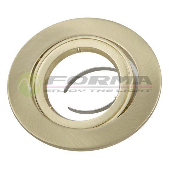 Rozetna CFR1001 mat-zlatna