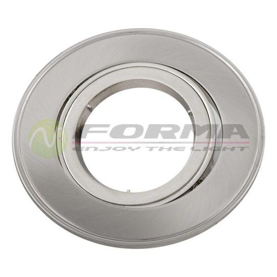 Rozetna CFR1001 mat-hrom-hrom
