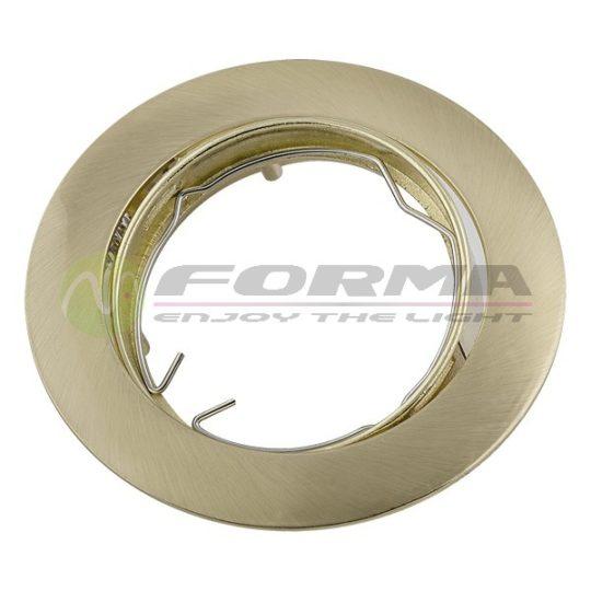 Rozetna CFR1002 mat-zlatna