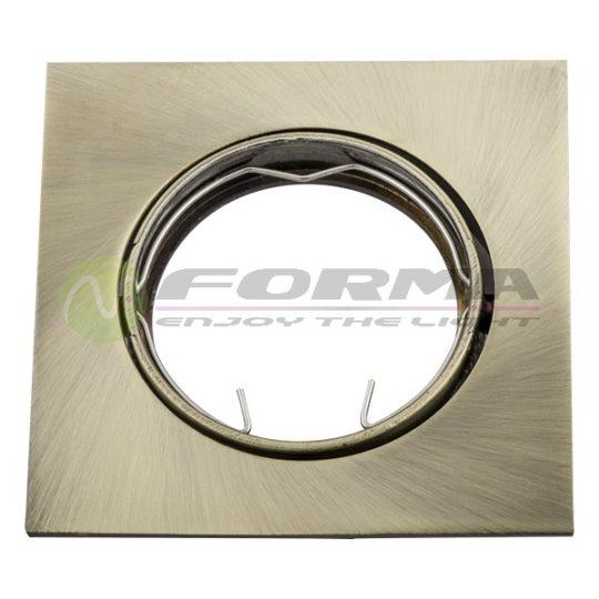 Rozetna CFR1004 green brass