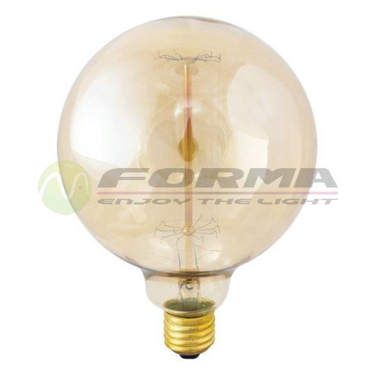 Edison sijalica G125 60W