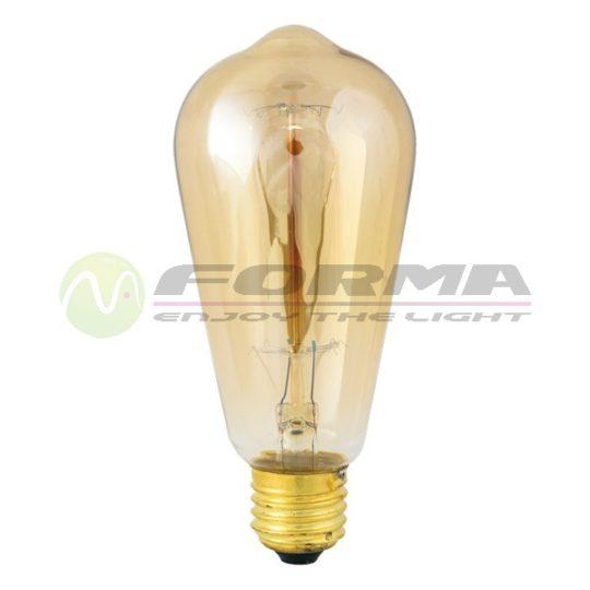 Edison sijalica ST64 40W