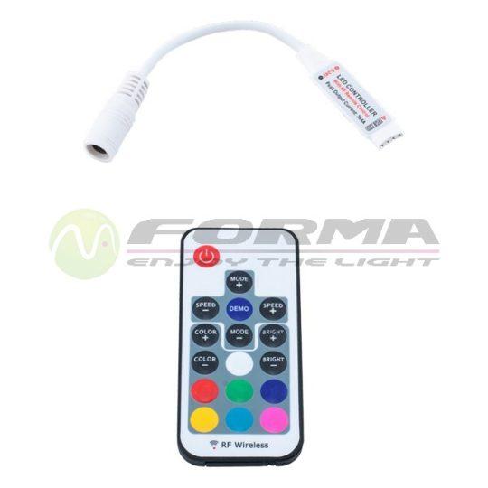 Kontrola RF-RGB1-12A