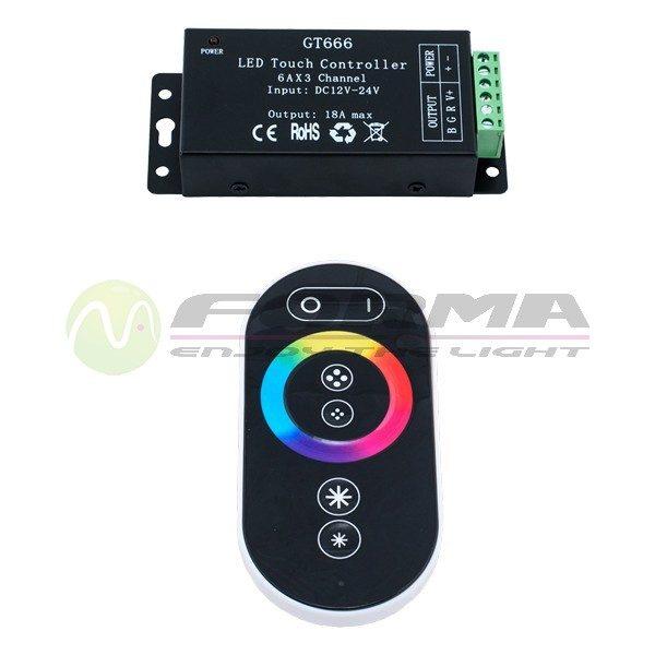 Kontrola RF-RGB2-18A