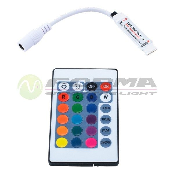 Kontrola IR-RGB1-6A