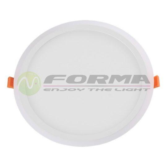 LED panel ugradni LPD-01-24R 18W+6W