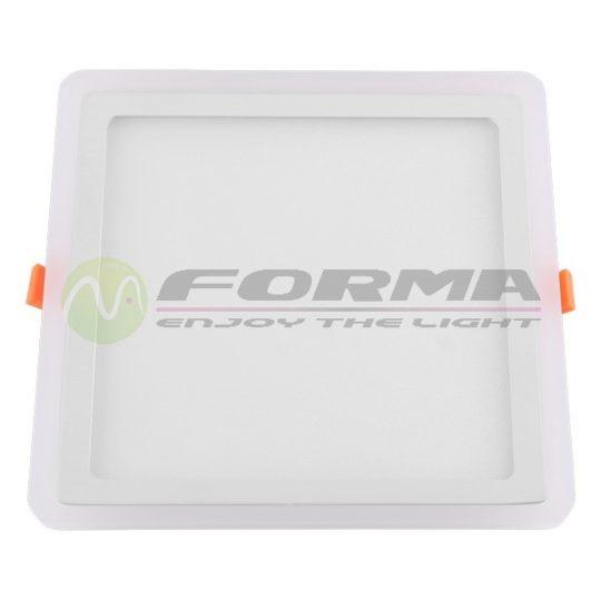 LED panel ugradni LPD-01-24S 18W+6W