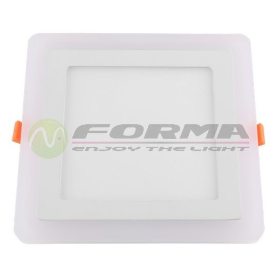 LED panel ugradni LPD-01-9S 6w+3w