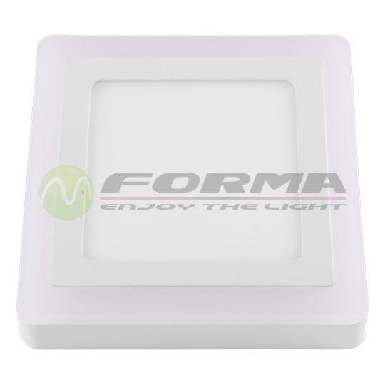 LED panel ugradni LPD-08-9S 6W+3W