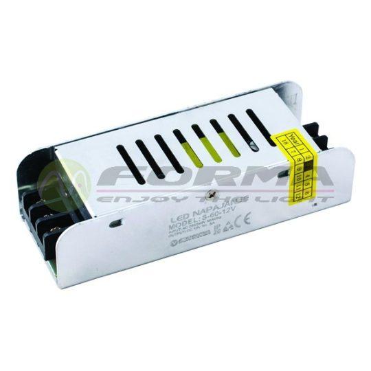 Napajanje za LED trake S-60-12V