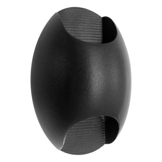 Spoljna LED lampa S4304 crna