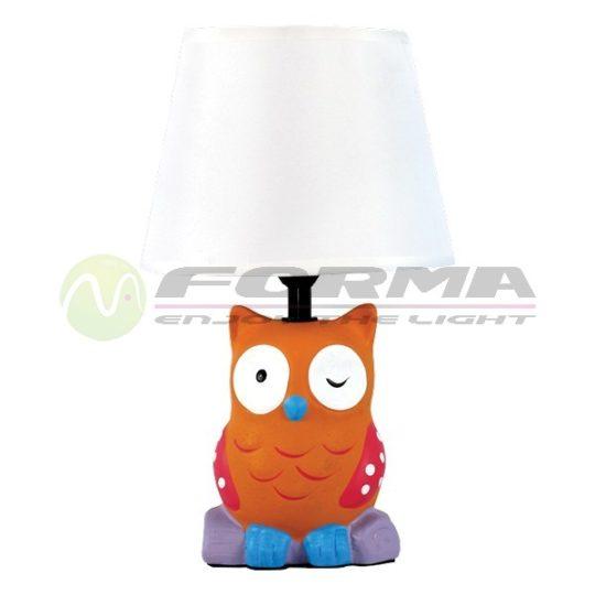 Stona lampa SK4009 narandzasta