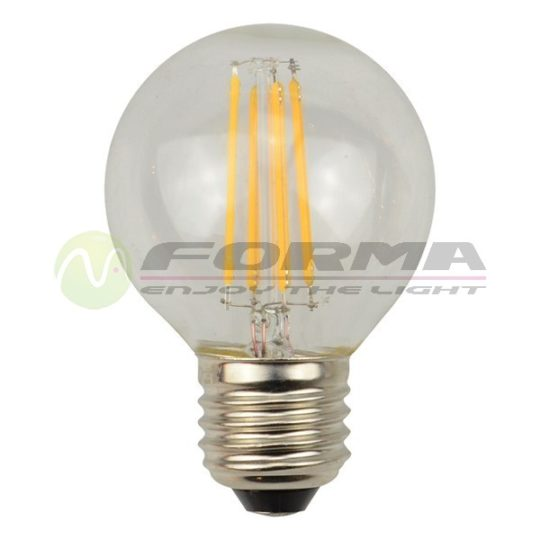 LED sijalica E27 G45 Filament 4W