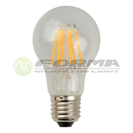 LED sijalica E27 A60 Filament 8W