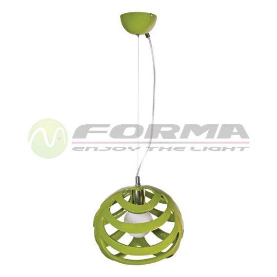 Vislica FV2730-35 zelena