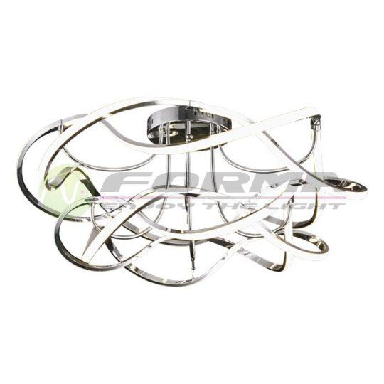 Led plafonska lampa F2012-150C hrom