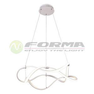 Led viseća lampa F2012-68V bela