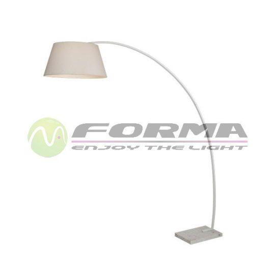 Podna lampa F7121-1F bela