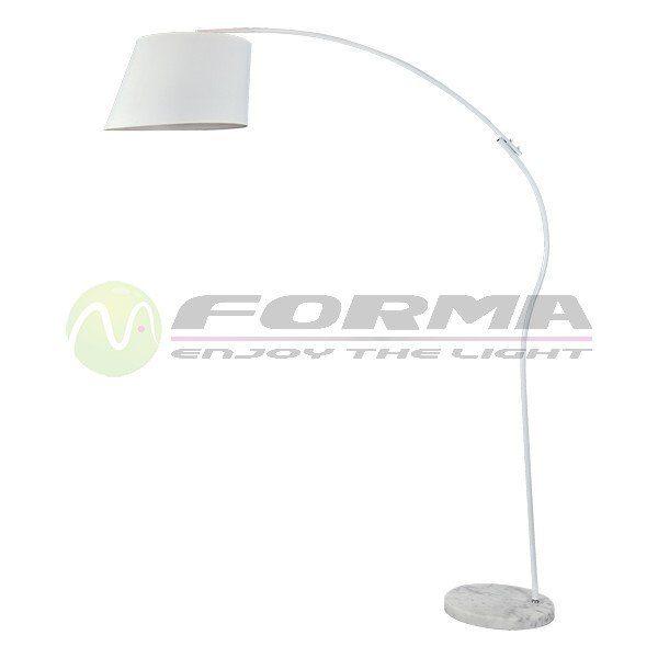 Podna lampa F7106-1F bela