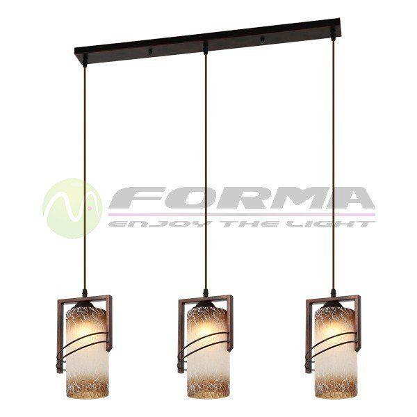 Visilica F7507-3VL bronza