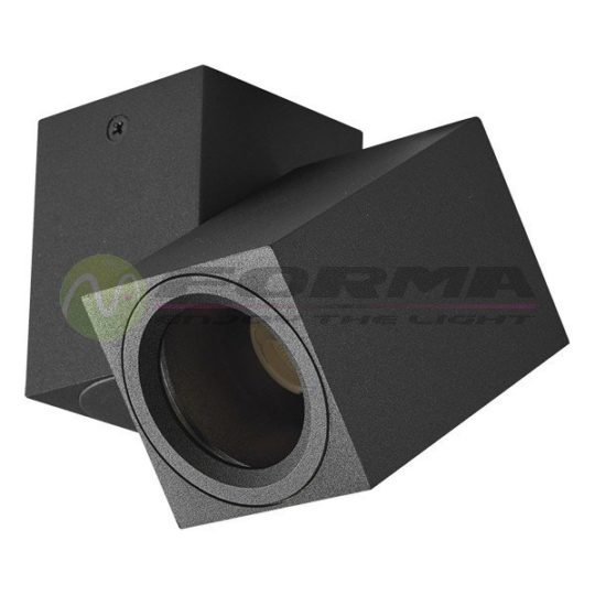 Plafonska lampa AFS100-1C crna