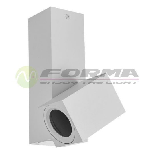 Plafonska lampa AFS101-1C bela