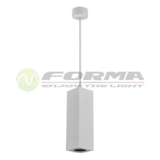 Visilica AFS106-1V bela