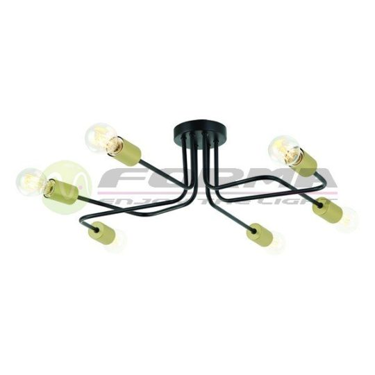 Plafonska lampa F7264-6C